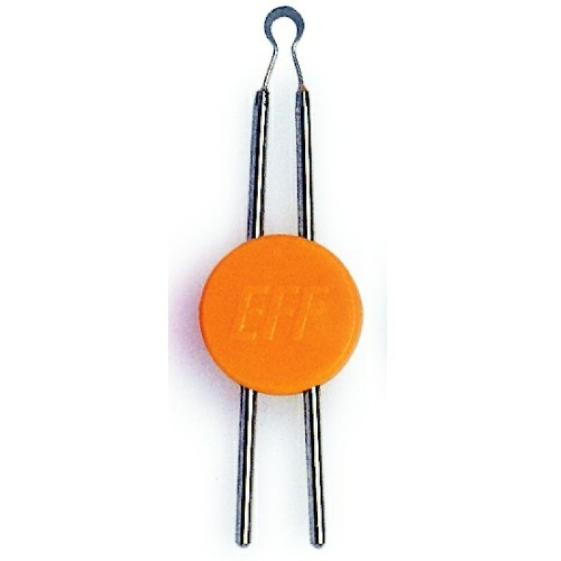 Yellow Cautery Ring Cutter Tip