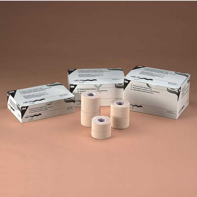 3M Veterinary Elastic Adhesive Bandage Tape
