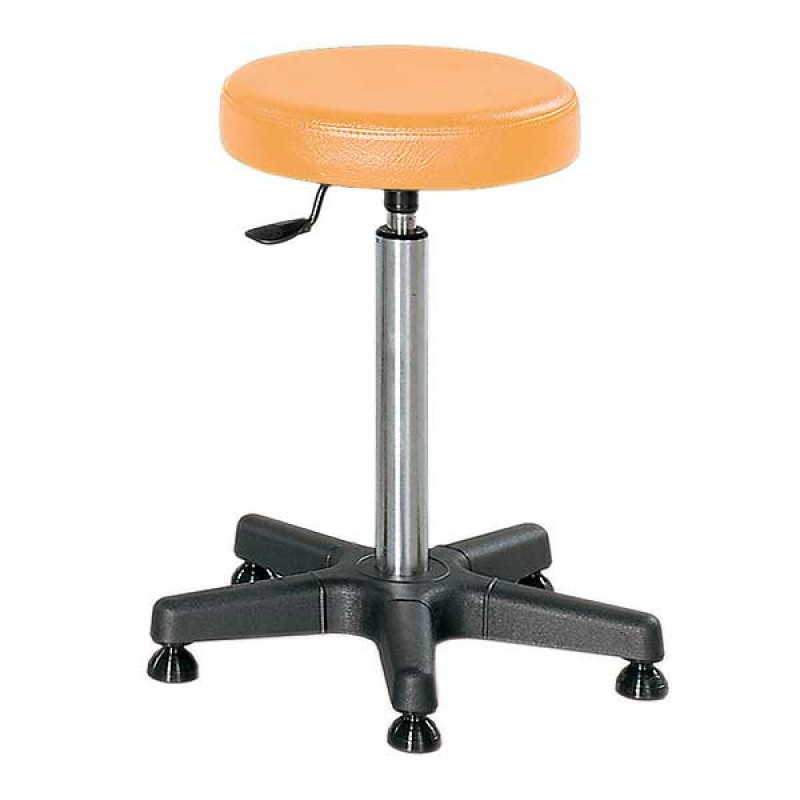 AW Select Practitioner Stool With Foot Ring