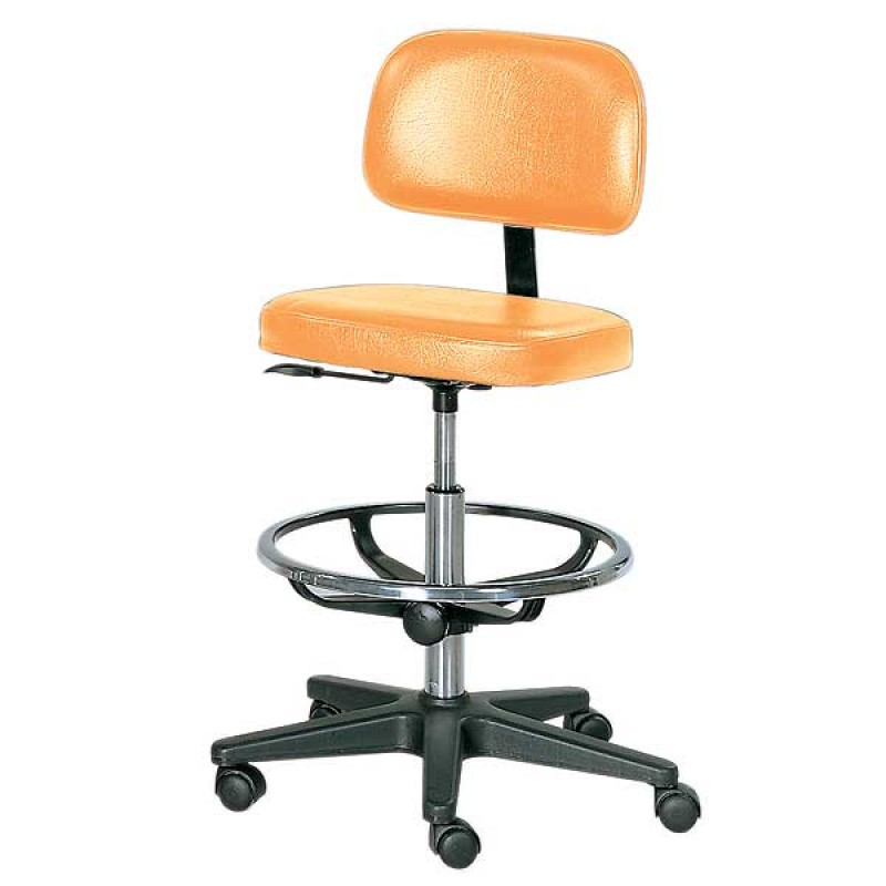 AW Select Practitioner Chair With Foot Ring