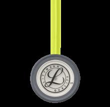 3M™ Littmann® Classic III Stethoscope - Lemon-Lime Tubing