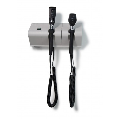 Opticlar Visionmed Streak Retinoscope & AL68 Ophthalmoscope Set - Wall Mounted Set