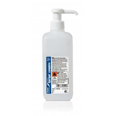 Spirigel Alcohol Hand Disinfectant - 500ml Pump