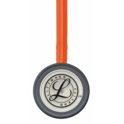 3M™ Littmann® Classic III Stethoscope - Orange Tubing