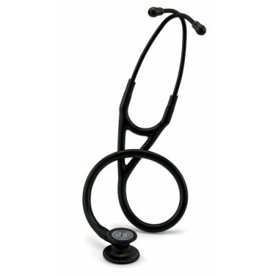 3M™ Littmann® Cardiology IV™ Stethoscope - Black, Black Tubing