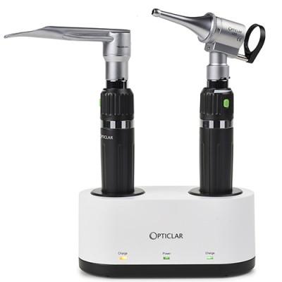 Opticlar Prep Room Set - E Lithium Rechargeable Handles
