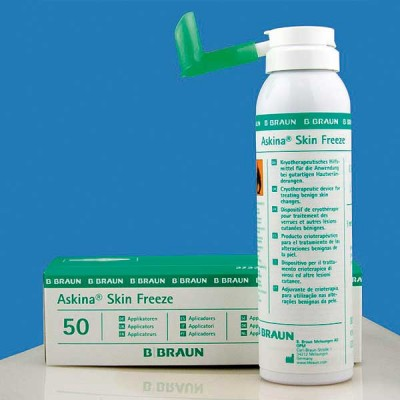 Askina Skin Freeze 5mm, 50 Applications
