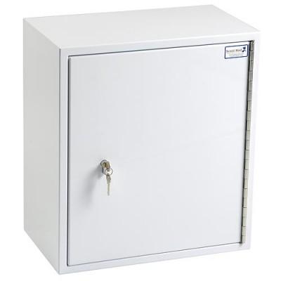 DC Controlled Drug Cabinet 550mm - 2 Shelves