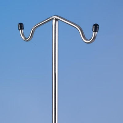 AW Select Infusion Stand 2 Hooks - 1000mm