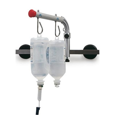 Wall Mounted Swivelling Infusion Arm & Mount - 4.0kg Load